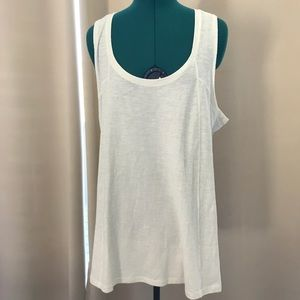NWT TOAD & CO PAINTBRUSH TANK TOP